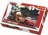 Cars, 30 stukjes Puzzel