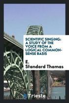 Scientific Singing