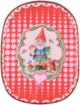 Mim-Pi Meisjes Rugzak - Roze-Rood -one size