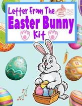 Letter from the Easter Bunny Kit