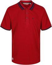 Regatta Talcott II t-shirt Heren, delhi red Maat XXL