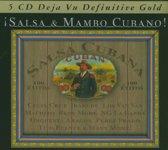 5 Cd Salsa Mamba Cubano