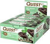 Quest Nutrition Quest Bars - Eiwitreep - 1 box (12 eiwitrepen) - Chocolade/Mint