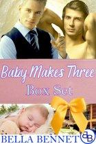 Baby Makes Three Mpreg Boxset