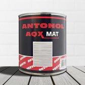 Drenth-Antonol-AQX Mat-Ral 9004 Signaalzwart-1 liter