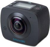 GoClever Extreme 360 graden camera met accessoires, upload direct naar youtube, facebook,