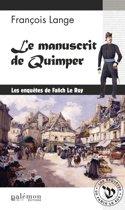 Le manuscrit de Quimper