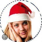 Kerstmuts per 72 stuks
