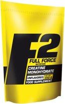 F2 Full Force - Creatine Monohydrate - 450 gr - 90 porties - zakje
