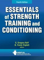 Omslag van 'Essentials of Strength Training and Conditioning 4th Edition'