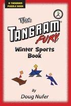 Tangram Fury Winter Sports Book