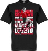 Solskjaer Legend T-Shirt - L