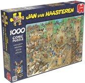 Jan van Haasteren Middeleeuwen - Puzzel 1000 stukjes