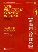 New Practical Chinese Reader Workbook