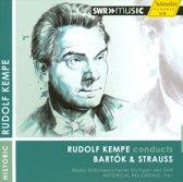 Kempe Conducts Bartok & Strauss