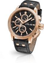 TW Steel CEO Adesso CE7011 - horloge - heren - rosekleurig - ⍉45 - chrono