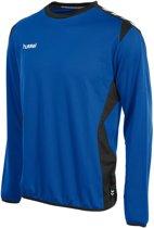 Hummel Paris Top Round Neck - Sweaters  - blauw kobalt - 128