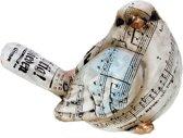 Vogel - Old Paper - 17 cm