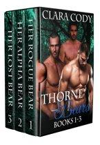 Thorne Bears (Book 1-3)