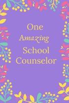 One Amazing School Counselor