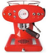 illy - X1 Rood TRIO