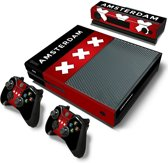 Amsterdam - Xbox One Console Skins Stickers