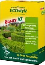 ECOstyle Buxus-AZ - 3,5 kg - buxus meststof voor ca. 70 meter haag