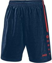 Jako Turin Voetbalshort - Shorts  - blauw - 152