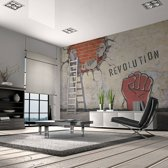 Fotobehang - Revolution