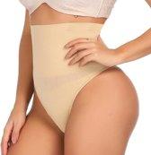 Correctie ondergoed shapewear - High waist string
