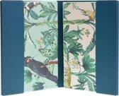 &INK Kaartenset - 10 stuks - Met envelop - Botanisch