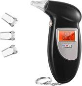 Digitale alcohol tester van ®SMC Products met sleutelhanger - DD-1159
