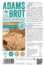 Adam's fitness Food Adam's Brot 2.0-Gold