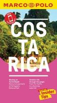 Costa Rica Marco Polo Pocket Travel Guide 2019 - with pull out map