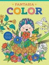 Deltas Kleurboek Fantasia Color