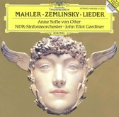 Mahler, Zemlinsky: Lieder / Von Otter, Gardiner, NDR SO