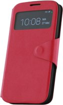 Samsung Galaxy S4 i9500 Window hoesje Roze