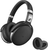 PU Lederen Earpads Oorkussens Voor Sennheiser HD 4.40BT/HD 4.50BT (NC) Wireless Over-Ear K
