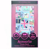 Accessorize - Love London powerbank (universeel)