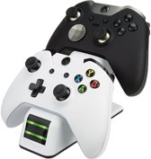 Energizer Xbox One Dual Charge System - Oplaadstation - Wit