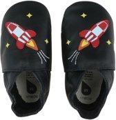 Bobux babyslofjes rocket black