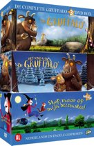 De Gruffalo DVD Collectie