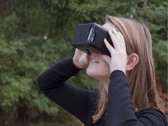 Virtual Reality 360Glasses VR bril voor smartphones van maximaal 139 mm x 70 mm x 10 mm, rood , merk 360Glasses by i12Cover