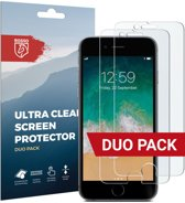 Rosso Screen Protector voor Apple 7 Plus / 8 Plus Duo Pack