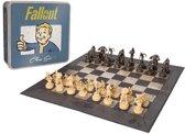 Fallout Chess Set BORDSPELLEN