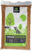 Vlega®Veggie vegetarische hondenbrokken (5kg)