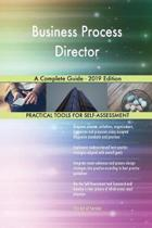 Business Process Director a Complete Guide - 2019 Edition