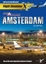 Flight Simulator X: Mega Airport Amsterdam - Windows