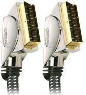 Profigold - High Definition Scart Kabel - 1.5 meter - Verguld