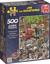 Jan van Haasteren Verkeerschaos - Puzzel 500 stukjes